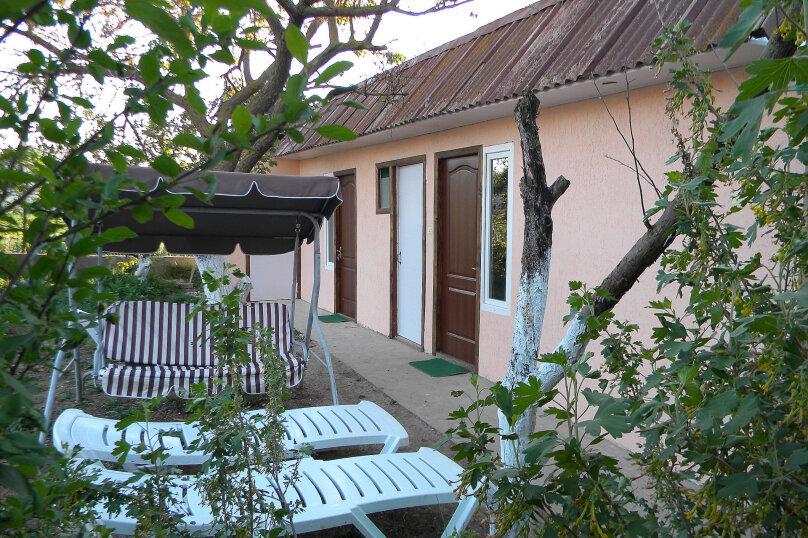 2-х комнатный дом со всеми удобства на 5 человек, 2 спальни, Приморская улица, 12, Черноморское - Фотография 2