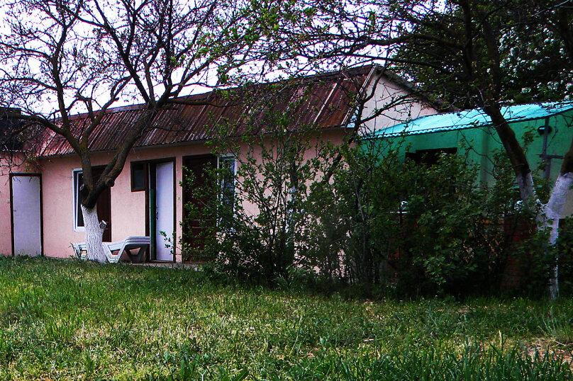2-х комнатный дом со всеми удобства на 5 человек, 2 спальни, Приморская улица, 12, Черноморское - Фотография 12