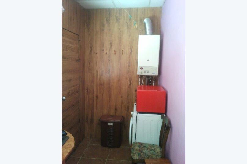 Срочно сдам уютный домик рядом с морем, 36 кв.м. на 4 человека, 2 спальни, Славянский переулок, 1, Феодосия - Фотография 9
