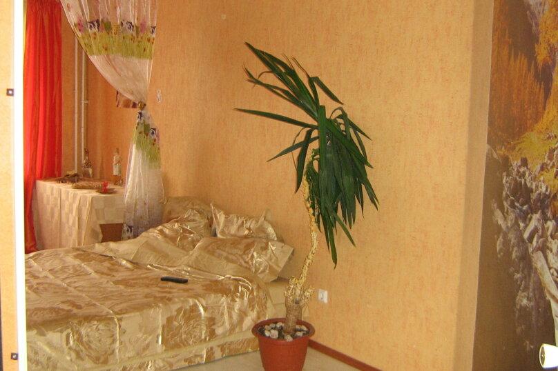 1-комн. квартира, 48 кв.м. на 6 человек, проспект Наставников, 34, метро Ладожская, Санкт-Петербург - Фотография 1
