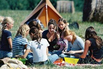Современные туристические палатки:  Номер, Эконом, 3-местный, 1-комнатный, Детский Палаточный лагерь, Тургояк, 1 на 20 номеров - Фотография 2