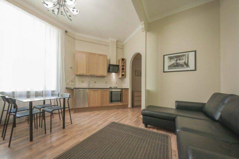3-комн. квартира, 74 кв.м. на 6 человек, улица Восстания, 3, Санкт-Петербург - Фотография 4