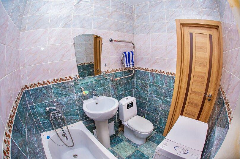 2-комн. квартира, 51 кв.м. на 4 человека, проспект Карла Маркса, 19, метро Площадь Маркса, Новосибирск - Фотография 6