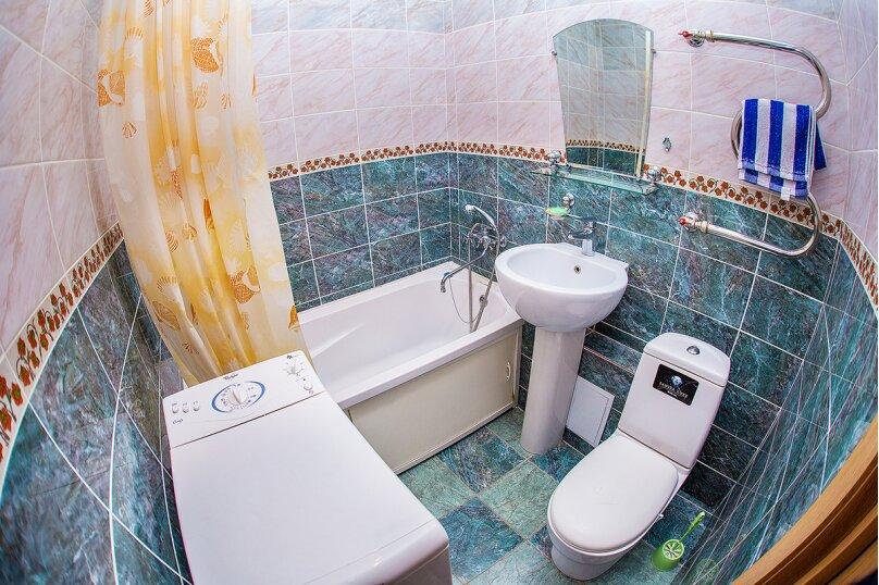 2-комн. квартира, 51 кв.м. на 4 человека, проспект Карла Маркса, 19, метро Площадь Маркса, Новосибирск - Фотография 7