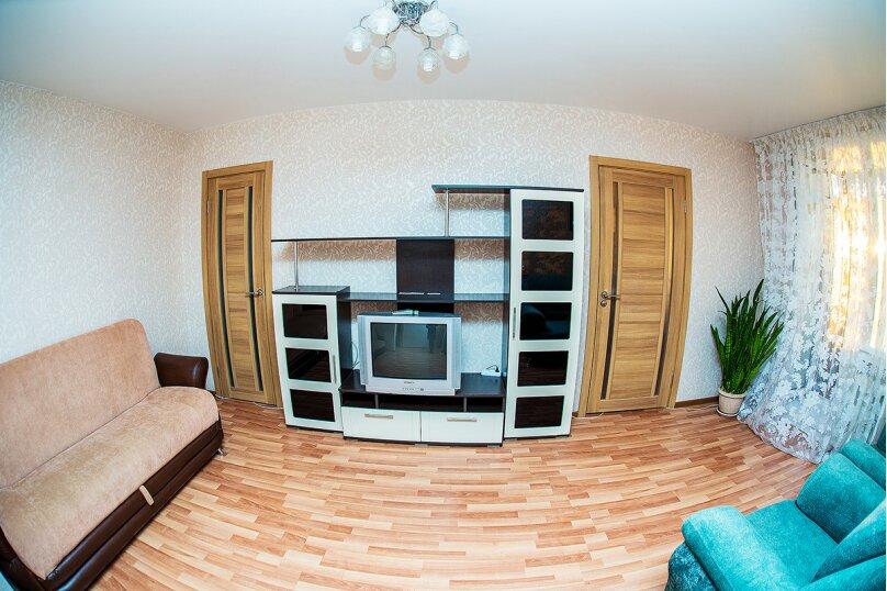 2-комн. квартира, 51 кв.м. на 4 человека, проспект Карла Маркса, 19, метро Площадь Маркса, Новосибирск - Фотография 10
