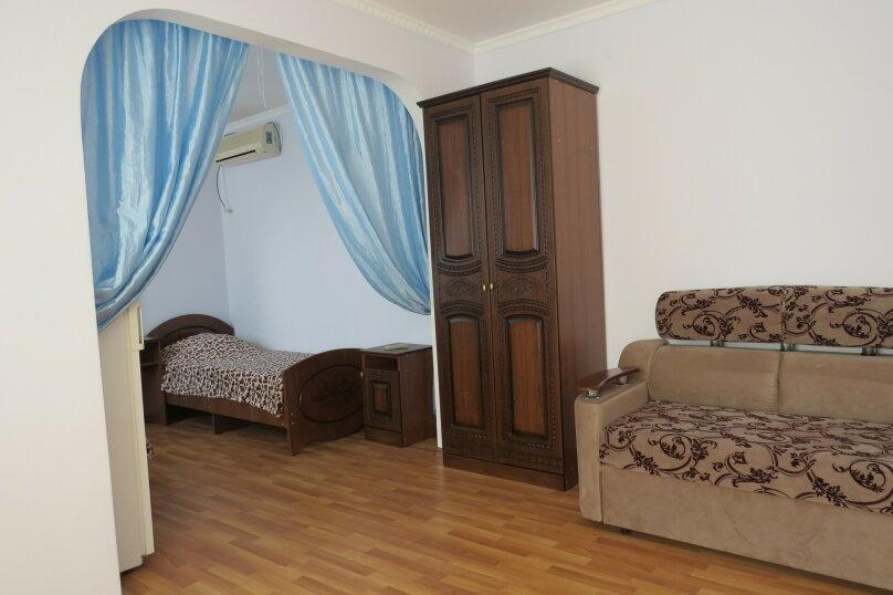 4-х местный 2-х комнатный (14,15,13), улица Тургенева, 44, Анапа - Фотография 1