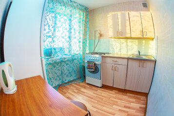2-комн. квартира, 51 кв.м. на 4 человека, проспект Карла Маркса, 19, Площадь Маркса, Новосибирск - Фотография 4