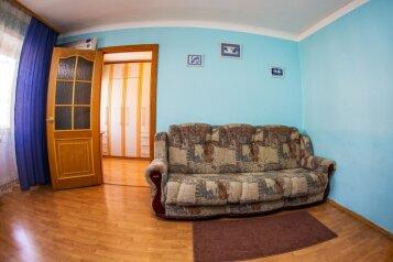 2-комн. квартира, 55 кв.м. на 5 человек, проспект Карла Маркса, 10, Площадь Маркса, Новосибирск - Фотография 3