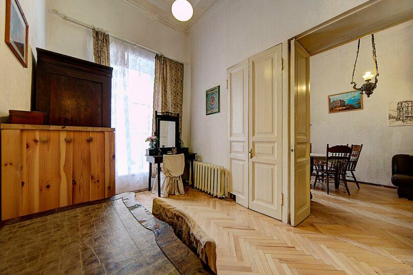 2-комн. квартира, 75 кв.м. на 6 человек, Большая Морская, 53/8, Санкт-Петербург - Фотография 7
