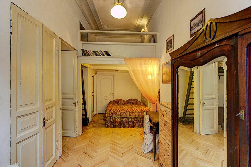 2-комн. квартира, 75 кв.м. на 6 человек, Большая Морская, 53/8, Санкт-Петербург - Фотография 9