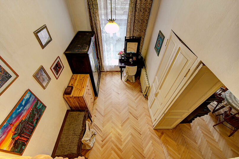 2-комн. квартира, 75 кв.м. на 6 человек, Большая Морская, 53/8, Санкт-Петербург - Фотография 11