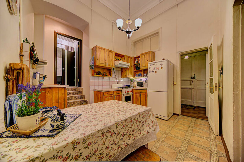 2-комн. квартира, 75 кв.м. на 6 человек, Большая Морская, 53/8, Санкт-Петербург - Фотография 19