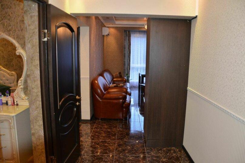 2-комн. квартира, 90 кв.м. на 5 человек, переулок Богдана Хмельницкого, 10, Адлер - Фотография 6