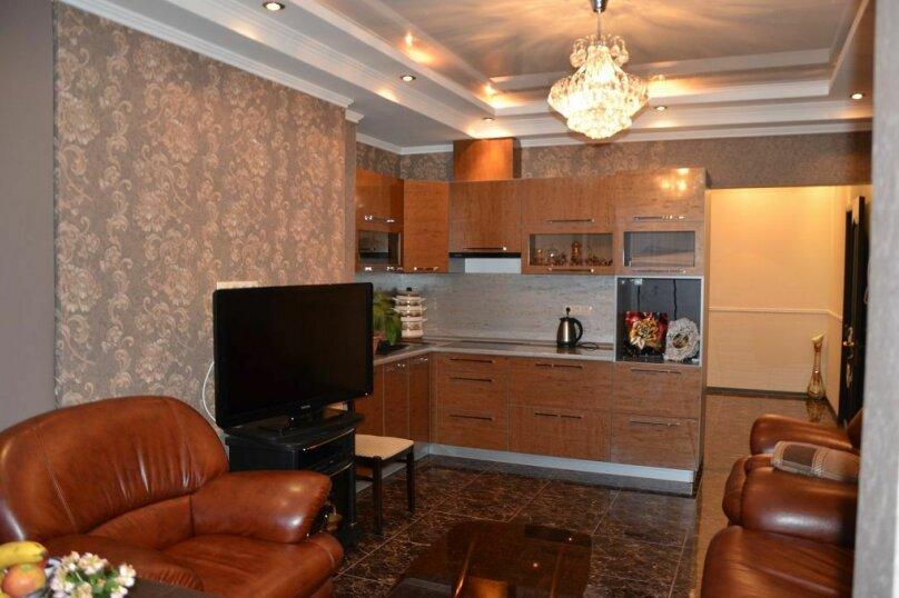 2-комн. квартира, 90 кв.м. на 5 человек, переулок Богдана Хмельницкого, 10, Адлер - Фотография 8