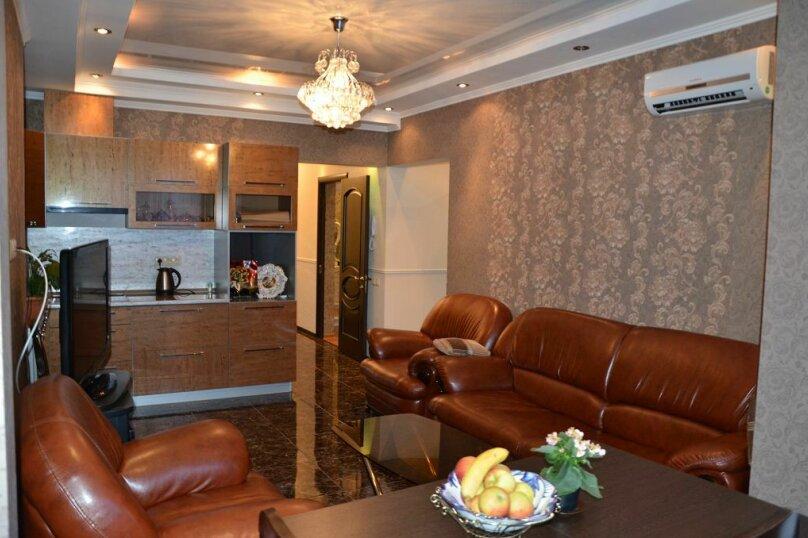 2-комн. квартира, 90 кв.м. на 5 человек, переулок Богдана Хмельницкого, 10, Адлер - Фотография 9