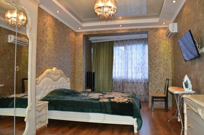 2-комн. квартира, 90 кв.м. на 5 человек, переулок Богдана Хмельницкого, 10, Адлер - Фотография 15