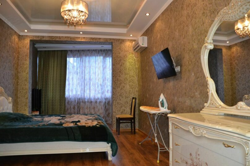 2-комн. квартира, 90 кв.м. на 5 человек, переулок Богдана Хмельницкого, 10, Адлер - Фотография 16