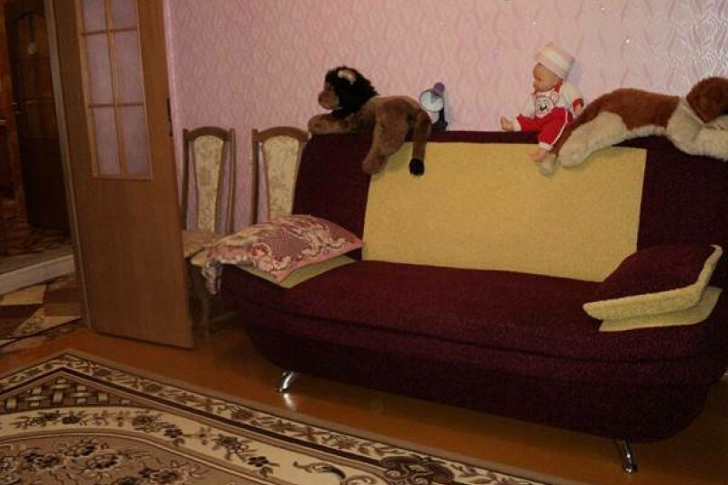 3-комн. квартира, 62 кв.м. на 8 человек, Севастопольская улица, 14, Саки - Фотография 13