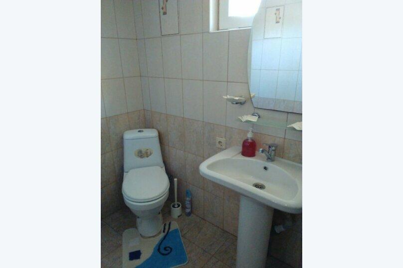 Домик Люкс 4-х мест 2-х комнатный с кухней, 35 кв.м. на 4 человека, 2 спальни, Енисейская улица, 4, Лоо - Фотография 7