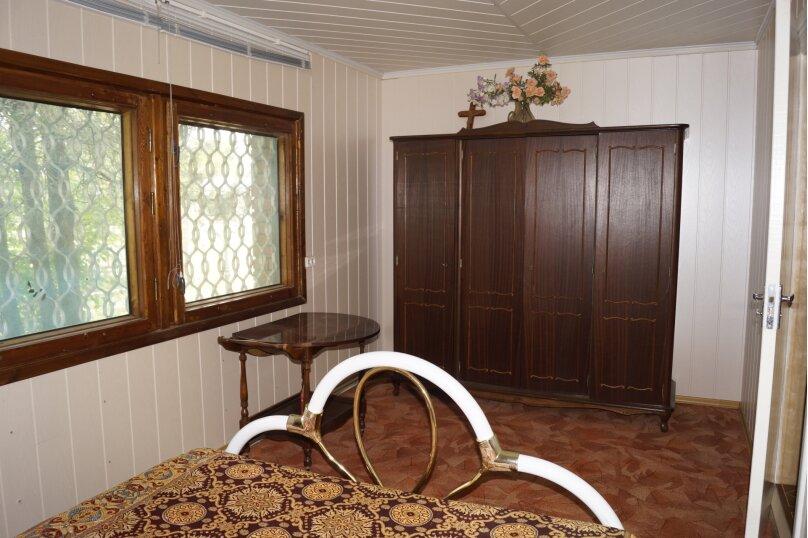 Дом на территории санатория, 60 кв.м. на 4 человека, 2 спальни, ал. Дружбы, 10, Заозерное - Фотография 15