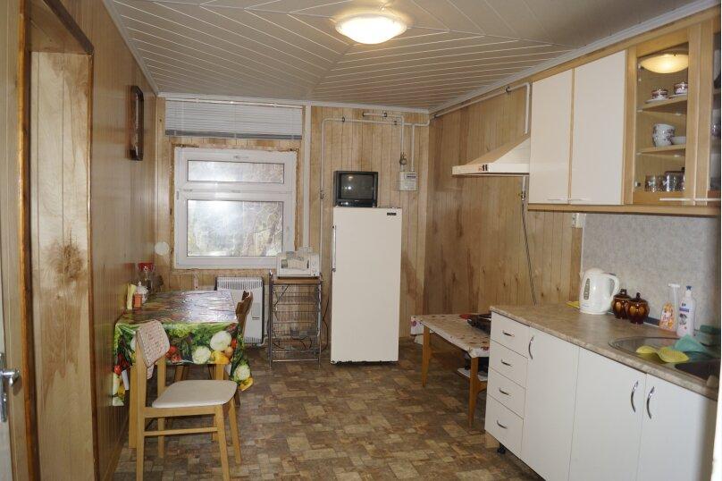 Дом на территории санатория, 60 кв.м. на 4 человека, 2 спальни, ал. Дружбы, 10, Заозерное - Фотография 21