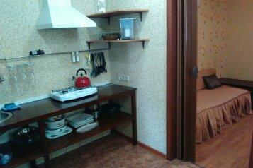 Домик Люкс 4-х мест 2-х комнатный с кухней, 35 кв.м. на 4 человека, 2 спальни, Енисейская улица, Лоо - Фотография 4