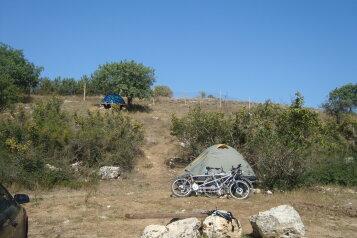 Палаточный лагерь. Мыс Фиолент, Монастырское шоссе, 115 на 15 номеров - Фотография 1
