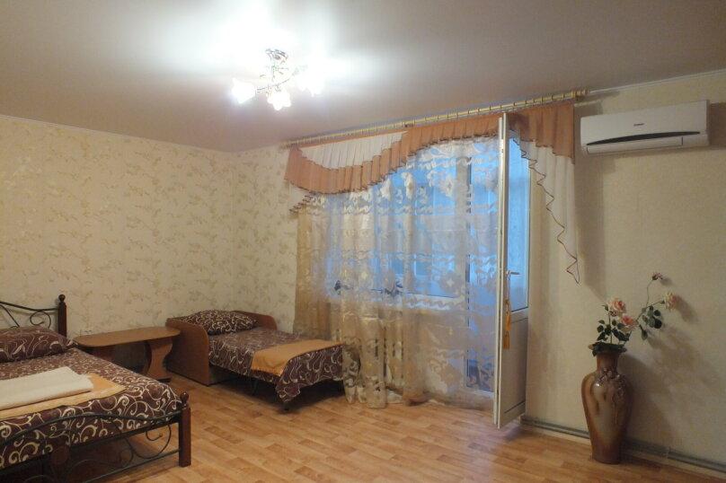 1-комн. квартира, 56 кв.м. на 4 человека, улица Нахимова, 4, поселок Орджоникидзе, Феодосия - Фотография 7
