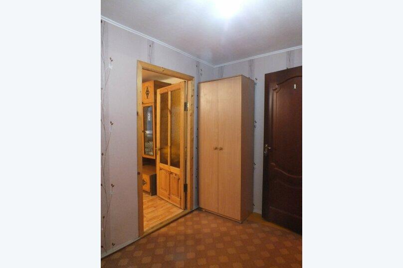 1-комн. квартира, 56 кв.м. на 4 человека, улица Нахимова, 4, поселок Орджоникидзе, Феодосия - Фотография 10