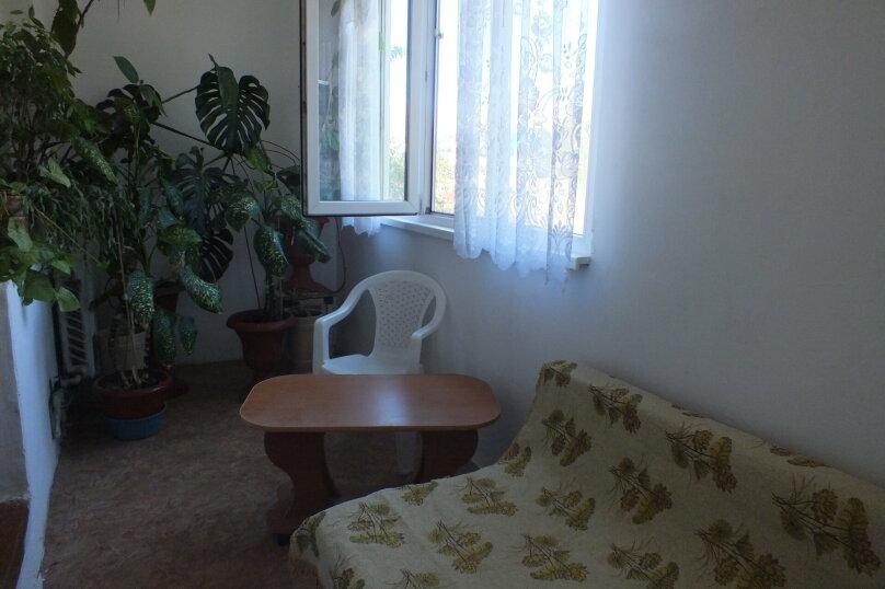 1-комн. квартира, 56 кв.м. на 4 человека, улица Нахимова, 4, поселок Орджоникидзе, Феодосия - Фотография 11