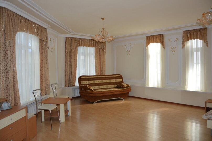 Двухместный номер с 1 кроватью и диваном (без вида на море), шоссе Дражинского, 2А, Отрадное, Ялта - Фотография 1