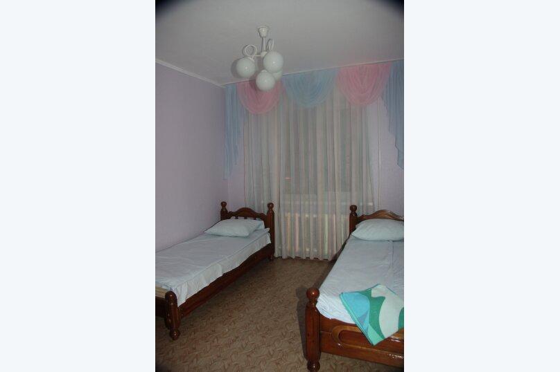 3-комн. квартира, 66 кв.м. на 6 человек, улица Братьев Ждановых, 3, Белокуриха - Фотография 5