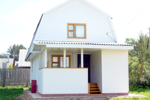 Дом на Селигере, 70 кв.м. на 8 человек, 4 спальни