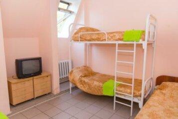 5-ти местный мужской/женский:  Номер, Стандарт, 5-местный, 1-комнатный, Hostel, Дачный переулок, 2 на 9 номеров - Фотография 3