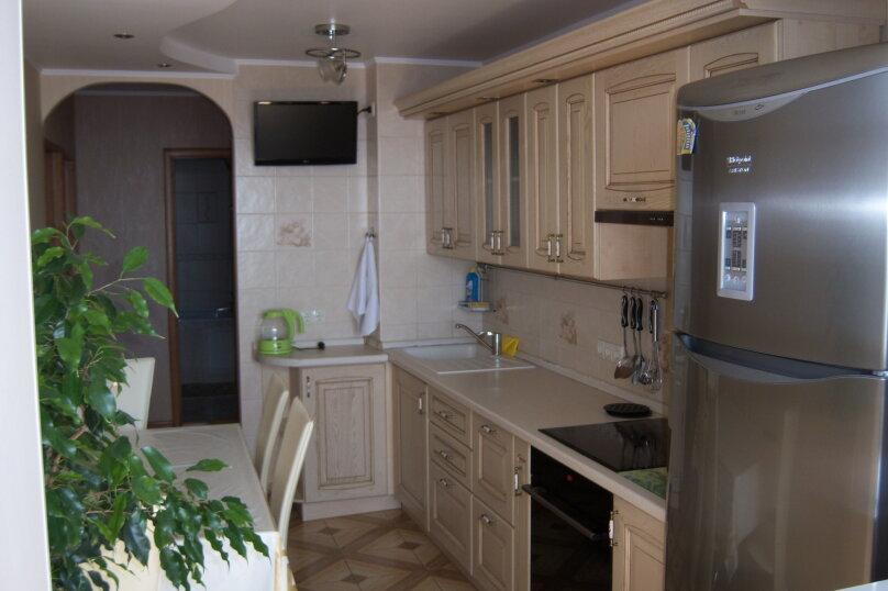 2-комн. квартира, 65 кв.м. на 5 человек, улица Космонавтов, 24, Форос - Фотография 1