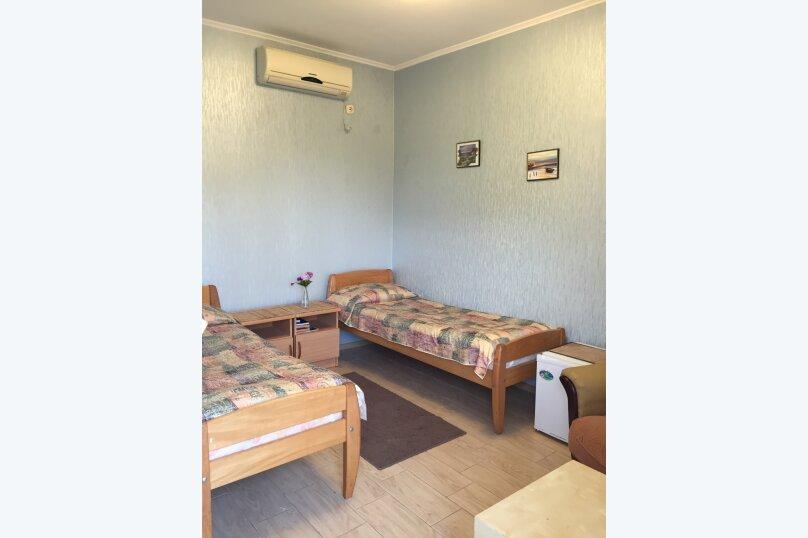 Стандарт 2-местный однокомнатный номер, улица Единство, 27, Лазаревское - Фотография 1