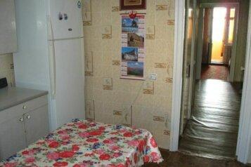 2-комн. квартира, 60 кв.м. на 5 человек, Бондаренко, 12, поселок Орджоникидзе, Феодосия - Фотография 4