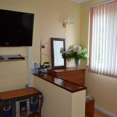 Дом, 35 кв.м. на 2 человека, 1 спальня, ул.Шкляревского, 7, Мисхор - Фотография 1