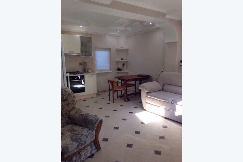 Дом с камином, 120 кв.м. на 6 человек, 2 спальни, улица Паустовского, 13В, Симеиз - Фотография 3