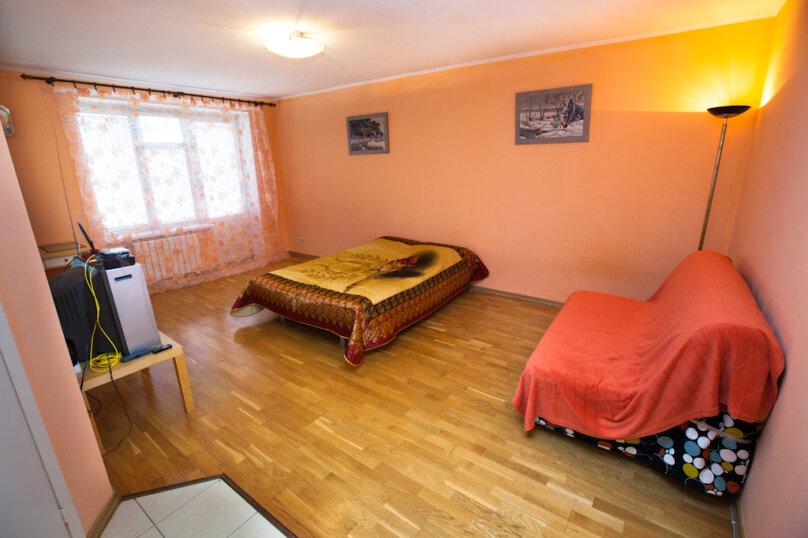 1-комн. квартира, 34 кв.м. на 4 человека, улица Усиевича, 10А, Москва - Фотография 1