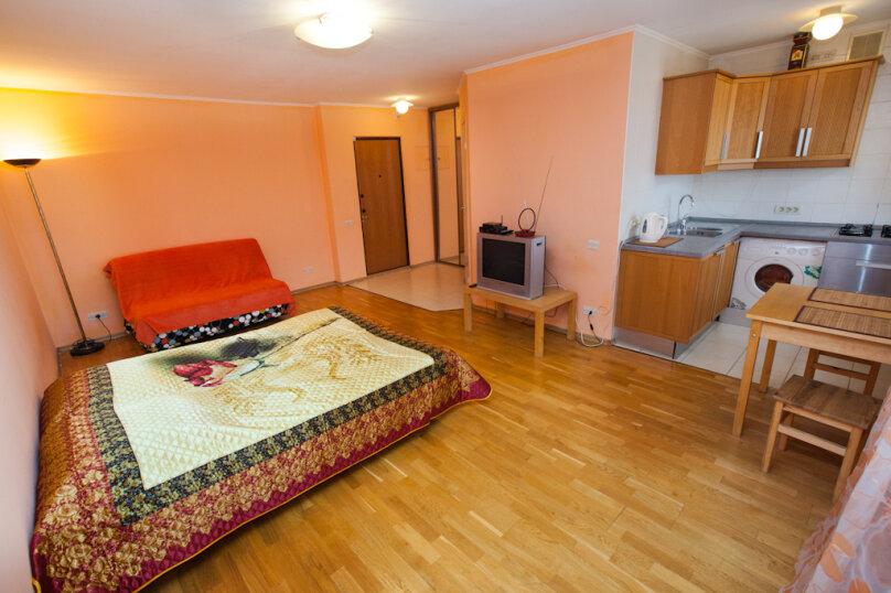 1-комн. квартира, 34 кв.м. на 4 человека, улица Усиевича, 10А, Москва - Фотография 5