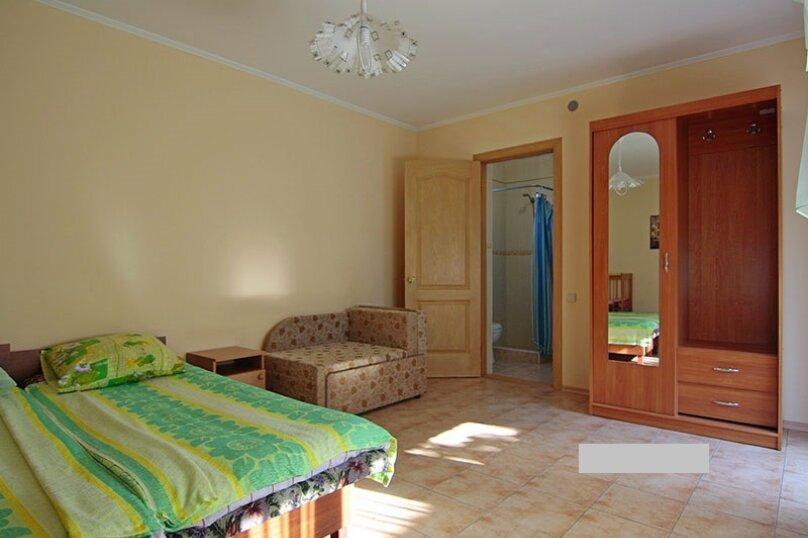 4х местный номер в гостинице, Ленина, 6, Песчаное - Фотография 1