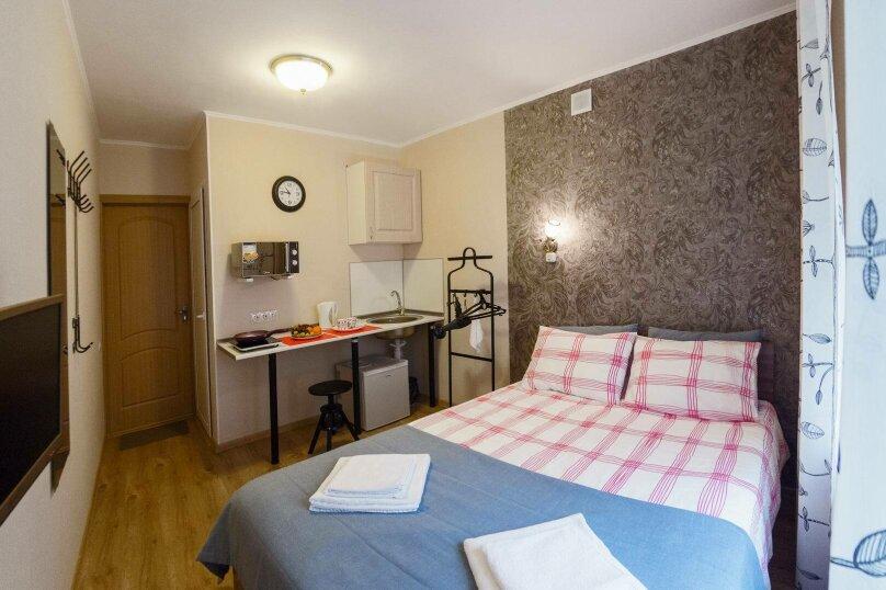 Комната с санузлом №4, улица Гагарина, 37, Екатеринбург - Фотография 1