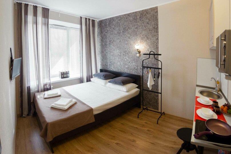 Комната с санузлом №5, улица Гагарина, 37, Екатеринбург - Фотография 1