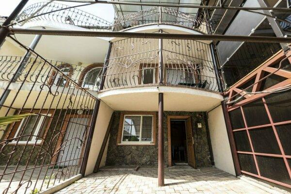 Эллинг в Партените, 133 кв.м. на 8 человек, 3 спальни, Фрунзенское шоссе, 20, Партенит - Фотография 1