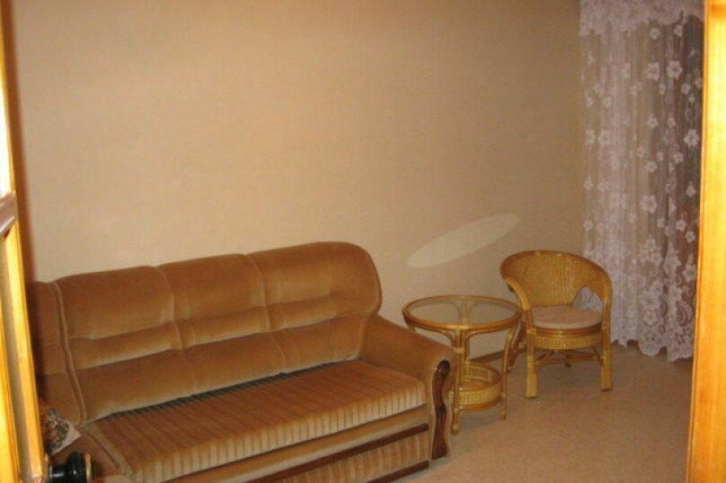 2-комн. квартира, 49 кв.м. на 4 человека, улица Надежды Островской, 3, Севастополь - Фотография 11