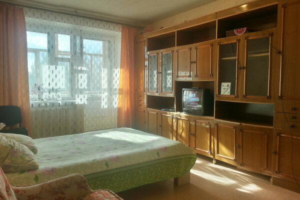 2-комн. квартира, 50 кв.м. на 4 человека, улица Гончарова, 42А, Ленинский район, Ульяновск - Фотография 1