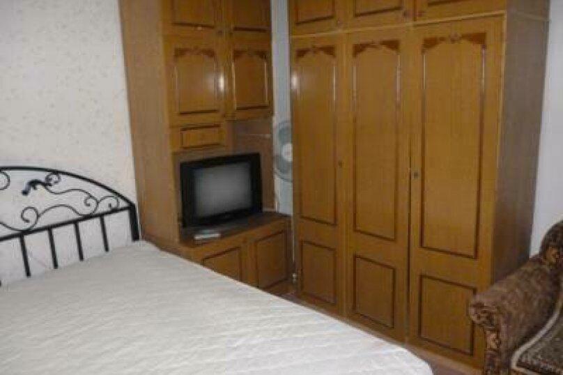 1-комн. квартира на 4 человека, Севастопольская улица, 13Б, Новофёдоровка, Саки - Фотография 21