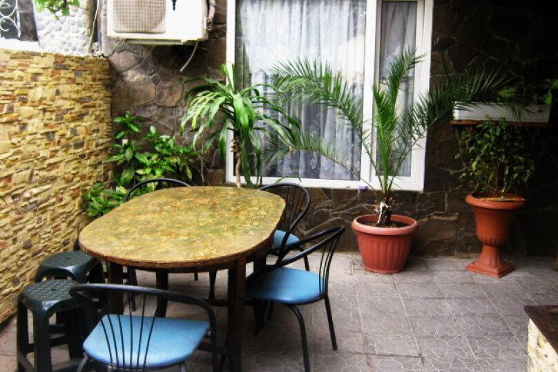 Сдам дом в Гурзуфе, 65 кв.м. на 6 человек, 3 спальни, Ленинградская улица, 28, Гурзуф - Фотография 2