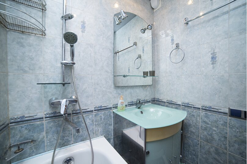 2-комн. квартира, 58 кв.м. на 4 человека, улица Щепкина, 8, метро Серпуховская, Москва - Фотография 17
